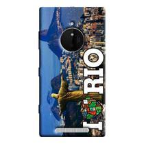 Capa Personalizada para Nokia Lumia 830 - CD10 -