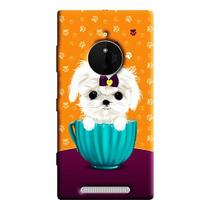 Capa Personalizada para Nokia Lumia 830 - DE03 -