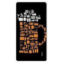 Capa Personalizada para Nokia Lumia Icon 929 930 - AT77 -