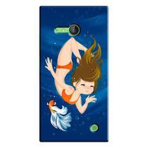 Capa Personalizada para Nokia Lumia N730 - DE04 -