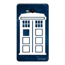 Capa Personalizada para Nokia Lumia N820 Doctor Who - TV07