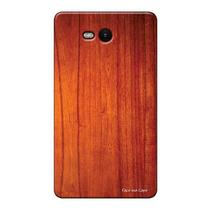 Capa Personalizada para Nokia Lumia N820 Madeira Verniz - TX45 -