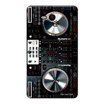 Capa Personalizada para Nokia Lumia N820 Mesa DJ - TX55 -
