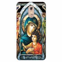 Capa Personalizada para Quantum MUV e MUV Pro Maria mãe de Jesus - RE15 -
