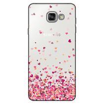 Capa Personalizada para Samsung Galaxy A5 2016 Corações - TP48 - Matecki
