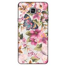 Capa Personalizada para Samsung Galaxy A5 2016 Flores - TP38 -