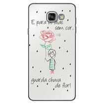Capa Personalizada para Samsung Galaxy A5 2016 Frases - TP111 -