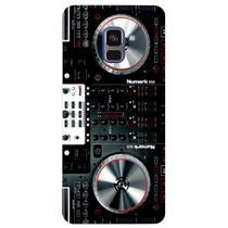 Capa Personalizada para Samsung Galaxy A8 2018 Plus - Mesa DJ - TX55 -