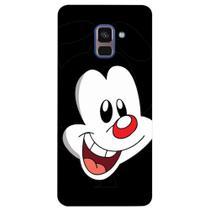 Capa Personalizada para Samsung Galaxy A8 2018 Plus - Nostalgia - NT18 -
