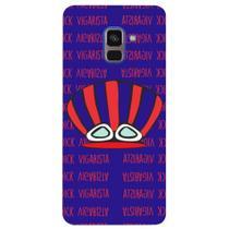 Capa Personalizada para Samsung Galaxy A8 2018 Plus - Nostalgia - NT32 -