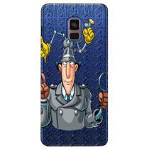 Capa Personalizada para Samsung Galaxy A8 2018 Plus - Nostalgia - NT43 -