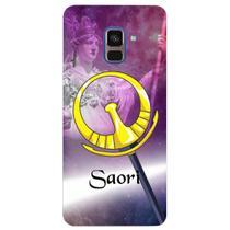 Capa Personalizada para Samsung Galaxy A8 2018 Plus - Nostalgia - NT98 -