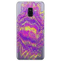 Capa Personalizada para Samsung Galaxy A8 2018 Plus - Psicodélicas - TP275 -