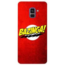 Capa Personalizada para Samsung Galaxy A8 2018 Plus - The Big Bang Theory - TV97