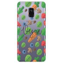 Capa Personalizada para Samsung Galaxy A8 2018 Plus - Vegan - TP313 -