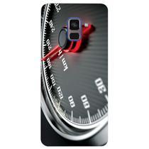Capa Personalizada para Samsung Galaxy A8 2018 Plus - Velocimetro - VL06 -