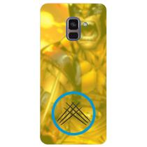 Capa Personalizada para Samsung Galaxy A8 2018 Plus - Wolverine - SH10 -