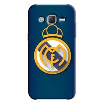 Capa Personalizada para Samsung Galaxy J2 J200 Real Madrid - FT16
