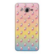 Capa Personalizada para Samsung Galaxy J2 Prime Unicórnios - TP307 -