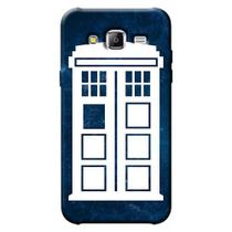 Capa Personalizada para Samsung Galaxy J3 2016 Doctor Who - TV07