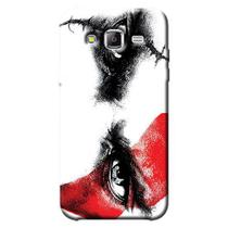 Capa Personalizada para Samsung Galaxy J3 2016 God Of War - TV14