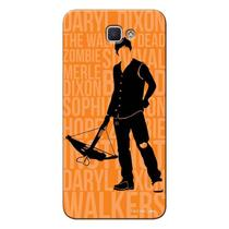 Capa Personalizada para Samsung Galaxy J5 Prime The Walking Dead - TV76