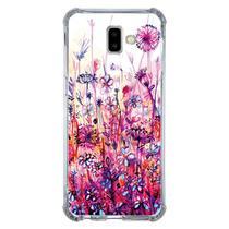 Capa Personalizada para Samsung Galaxy J6 Plus J610 Floral - FL14 - Matecki