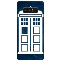 Capa Personalizada para Samsung Galaxy Note 8 - Doctor Who - TV07