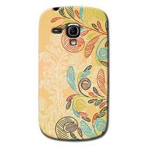 Capa Personalizada para Samsung Galaxy S3 Mini Ve I8200 - AT13 -