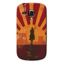 Capa Personalizada para Samsung Galaxy S3 Mini Ve I8200 - AT53 -