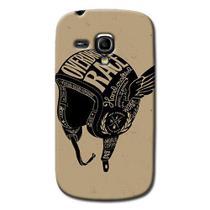 Capa Personalizada para Samsung Galaxy S3 Mini Ve I8200 - AT59 -