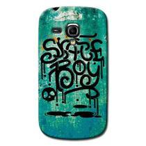 Capa Personalizada para Samsung Galaxy S3 Mini Ve I8200 - AT90 -