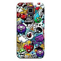 Capa Personalizada para Samsung Galaxy S5 Mini G800 - AT22 - Matecki