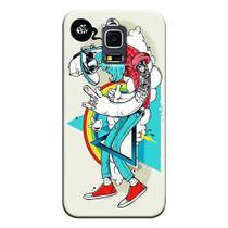 Capa Personalizada para Samsung Galaxy S5 Mini G800 - AT52 - Matecki