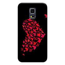 Capa Personalizada para Samsung Galaxy S5 Mini G800 - PE17 - Matecki