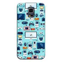 Capa Personalizada para Samsung Galaxy S5 Mini G800 - VT13 - Matecki