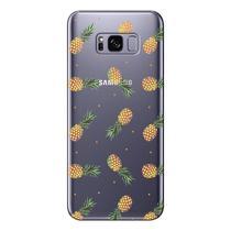 Capa Personalizada para Samsung Galaxy S8 G950 Abacaxis - TP320 -