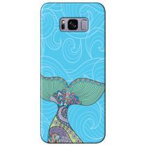 Capa Personalizada para Samsung Galaxy S8 G950 - Calda de Sereia - AT94 - Matecki