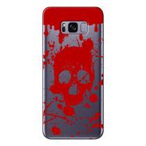 Capa Personalizada para Samsung Galaxy S8 G950 Caveira - TP243 -