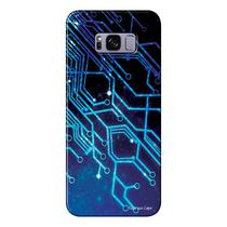 Capa Personalizada para Samsung Galaxy S8 G950 Hightech - HG06 -