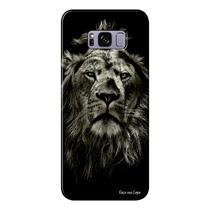 Capa Personalizada para Samsung Galaxy S8 G950 Leão - PE08 - Matecki