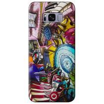 Capa Personalizada para Samsung Galaxy S8 G950 - Ler, Ver e Ouvir - DE28 -