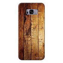 Capa Personalizada para Samsung Galaxy S8 G950 Madeira - TX59 -