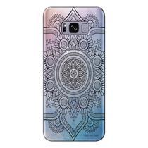Capa Personalizada para Samsung Galaxy S8 G950 Mandala - TP263 -