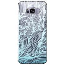 Capa Personalizada para Samsung Galaxy S8 G950 - Ondas - TP376 -