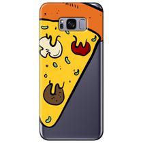 Capa Personalizada para Samsung Galaxy S8 G950 - Pizza - TP380 -