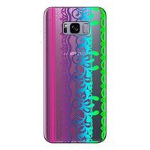 Capa Personalizada para Samsung Galaxy S8 G955 Renda - TP290 -