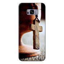 Capa Personalizada para Samsung Galaxy S8 G955 Terço - RE03 -