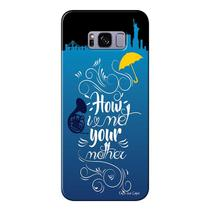Capa Personalizada para Samsung Galaxy S8 How I Met Your Mother - TV71