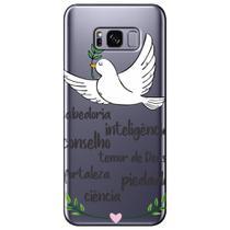Capa Personalizada para Samsung Galaxy S8 Plus G955 - 7 Dons do Espirito Santo - TP346 -